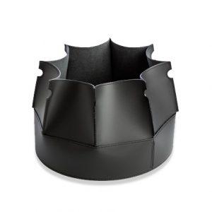 Muscari Baskets in black