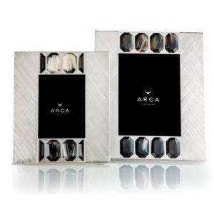 Arca Lux Frames in silver