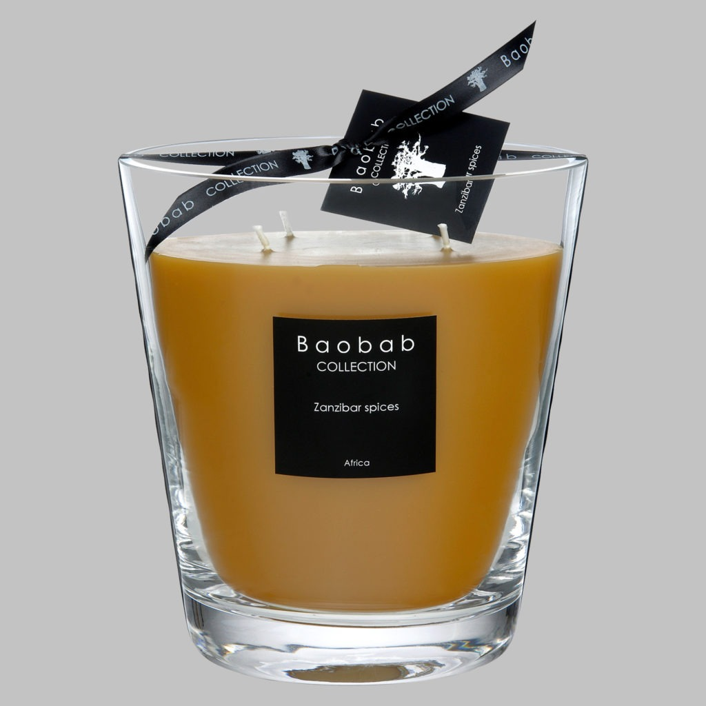 Baobab Collection Candles Add Design Element to Holiday Décor.
