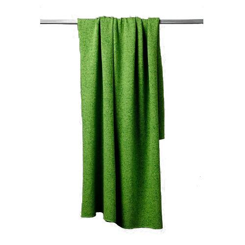 Tera Cashmere Green Throw