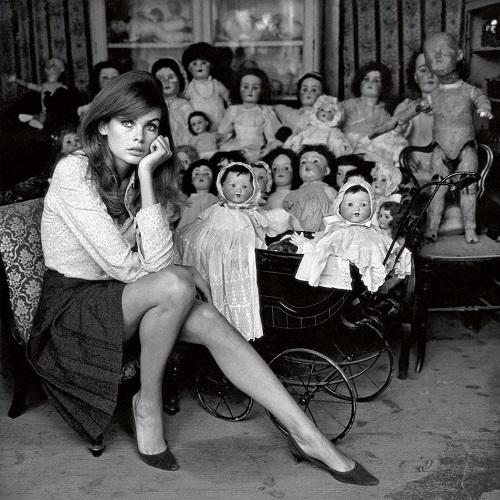 Jean Shrimpton Dolls