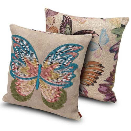 Vermilion Cushion