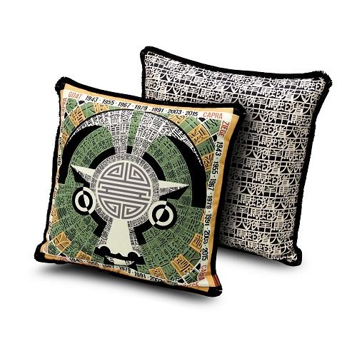 Oroscopo Cushion Goat