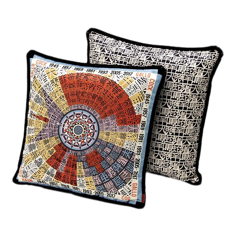 Oroscopo Cushion Rooster