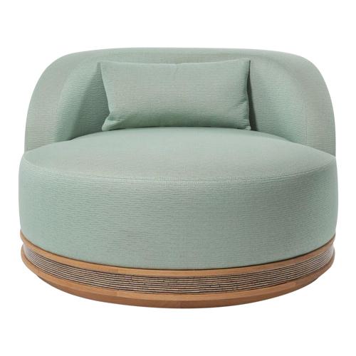 Swiveling Armchair