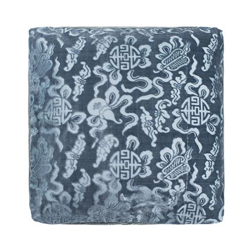 Nara Pillow Silver