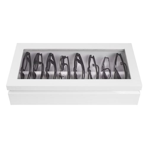 Maxi Lacquered Glasses Box White
