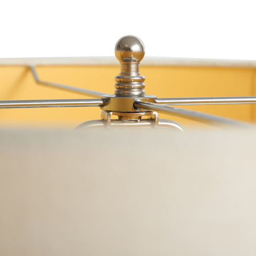 Zebra Torpedo Table Lamp