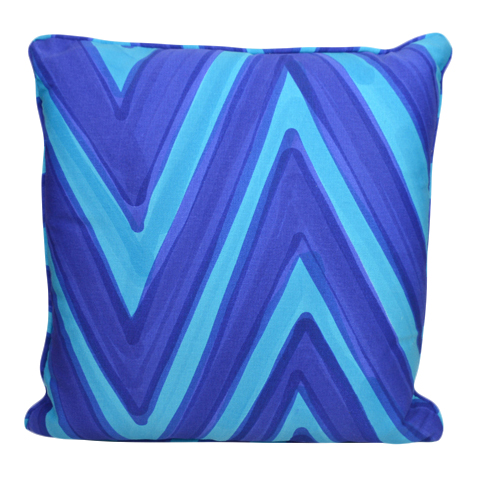 Zigo Cushion Blue