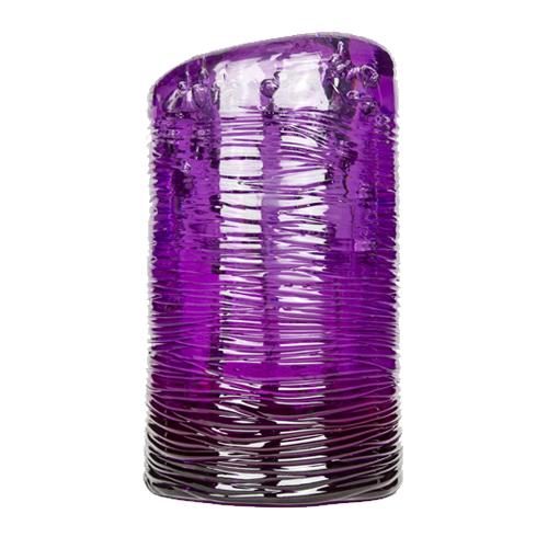 J. Jungle Tall Vase Magenta