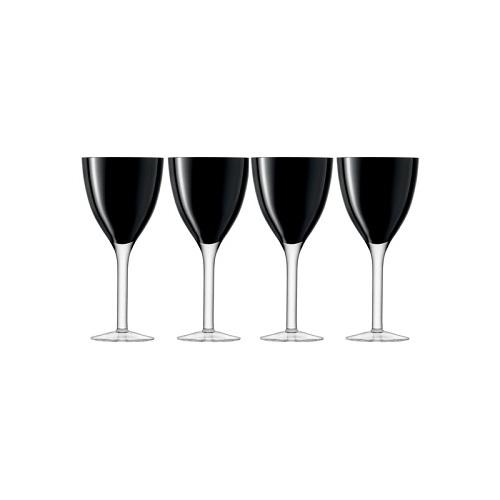 Milo Set of 4 Wine Glasses