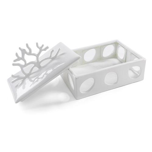 Coral Box White