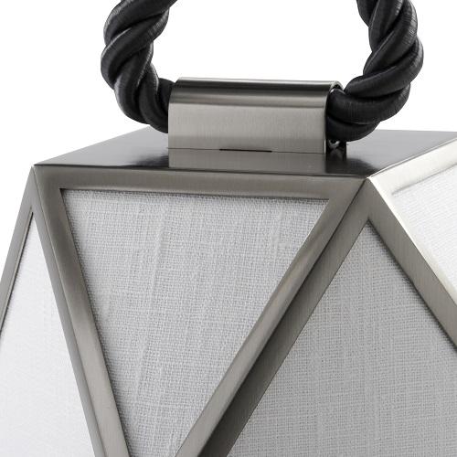 Muse Small Lantern Metallic