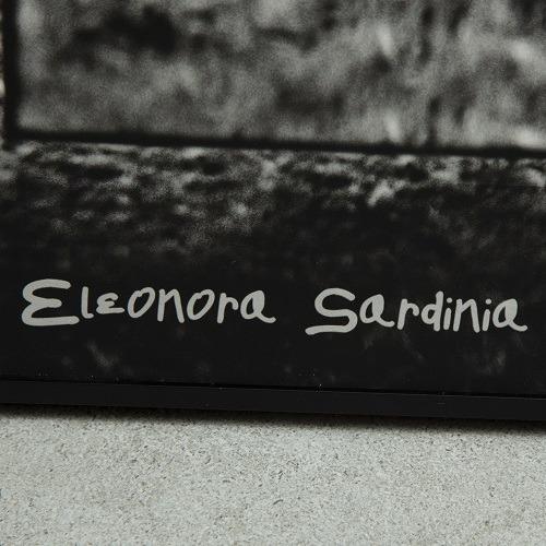 Eleonora Sardegna Framed Print