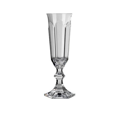Dolce Vita Champagne Flute Clear