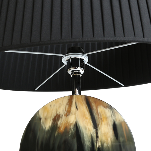 Bell Shaped Table Lamp