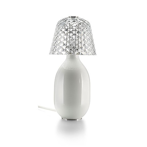 Candy Lamp White