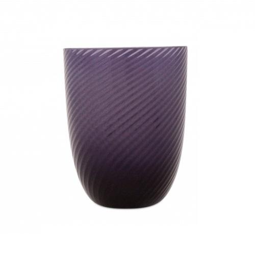 Idra Ritorto Glass Purple