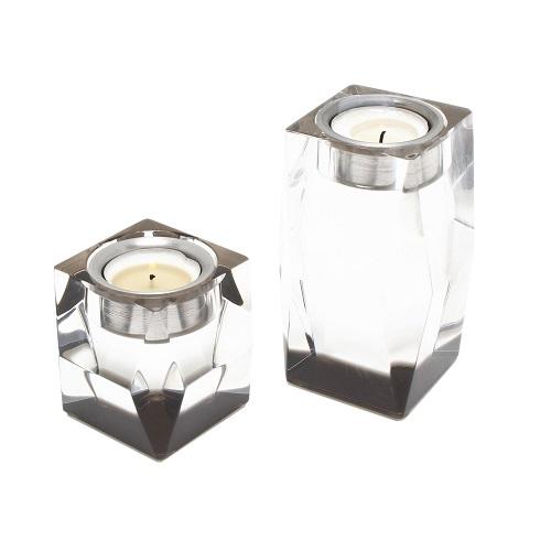 Voltage Candle Holder Bronze
