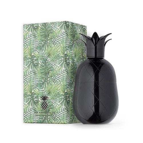 Pineapple Cocktail Shaker Black