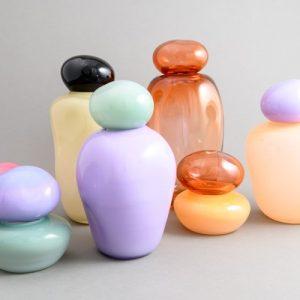 Helle Mardahl Glass Vases