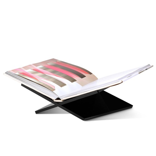 Acrylic Bookstand Black