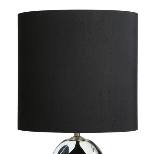 Perfume Bottle Lamp Black