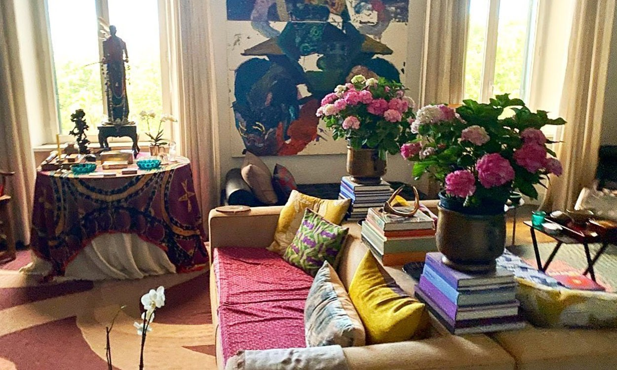 Boho Living Room Style_Story Image_Landscape