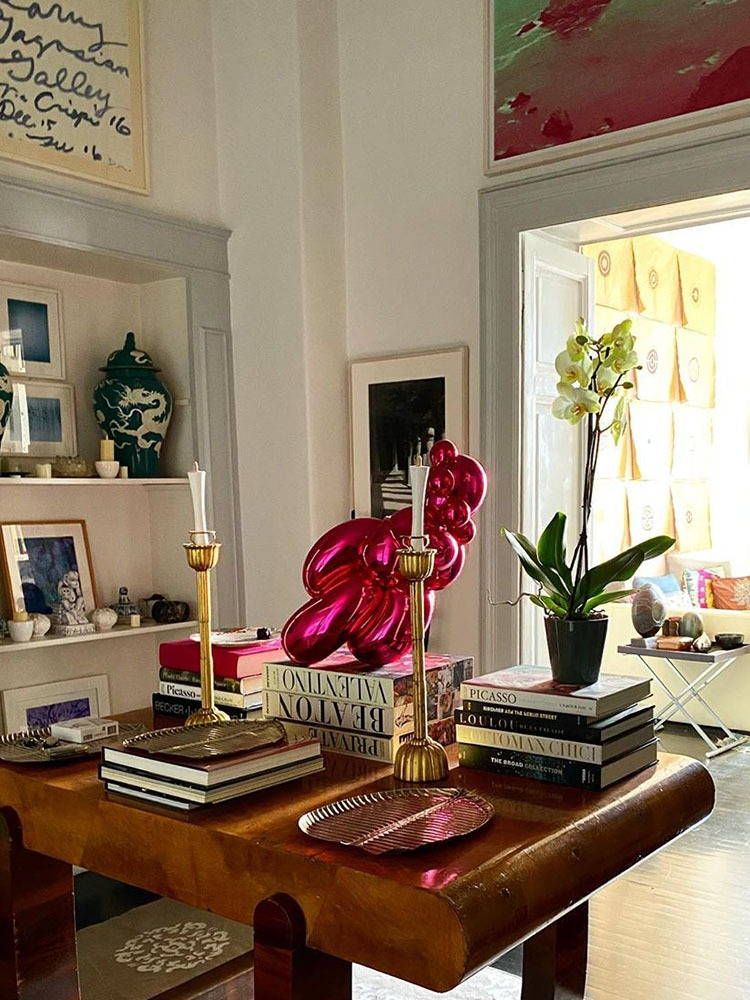 Boho Living Room Style_Story Image_Portrait