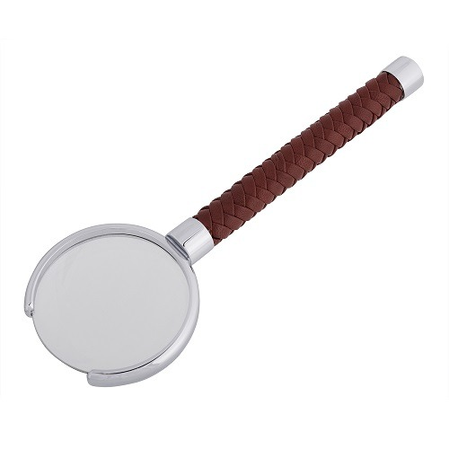 Red Letter Opener and Magnifier Set