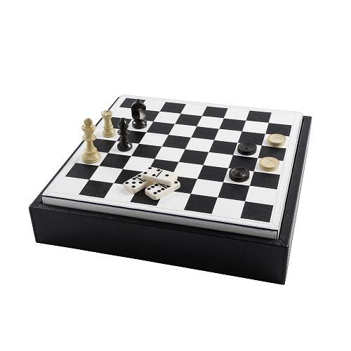 Triple Game Box