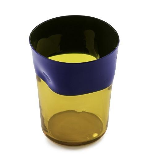 Dandy Wine Tumbler Yellow