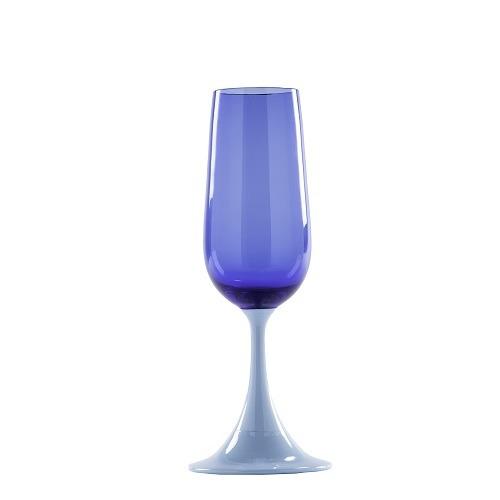 Guepiere Flute Light Blue