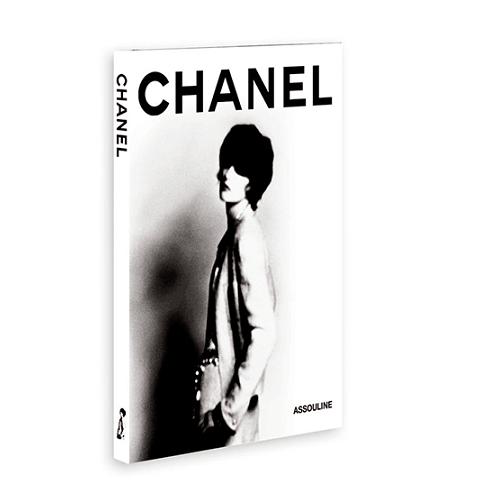 Chanel 3-Book Slipcase