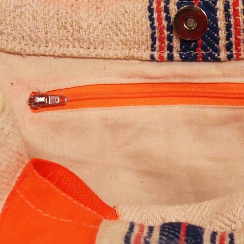 Beach Bag Orange