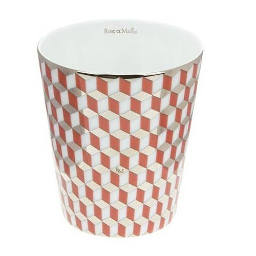 Tometo Tumbler and Mer Scented Candle