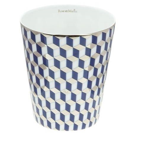 Tometo Tumbler and Verveine Scented candle