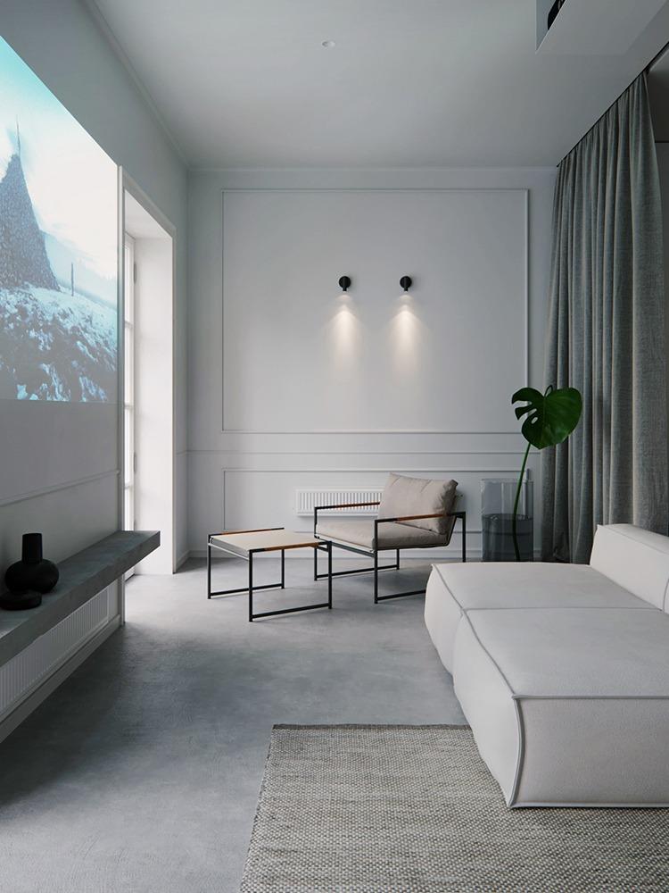Saint P apartment