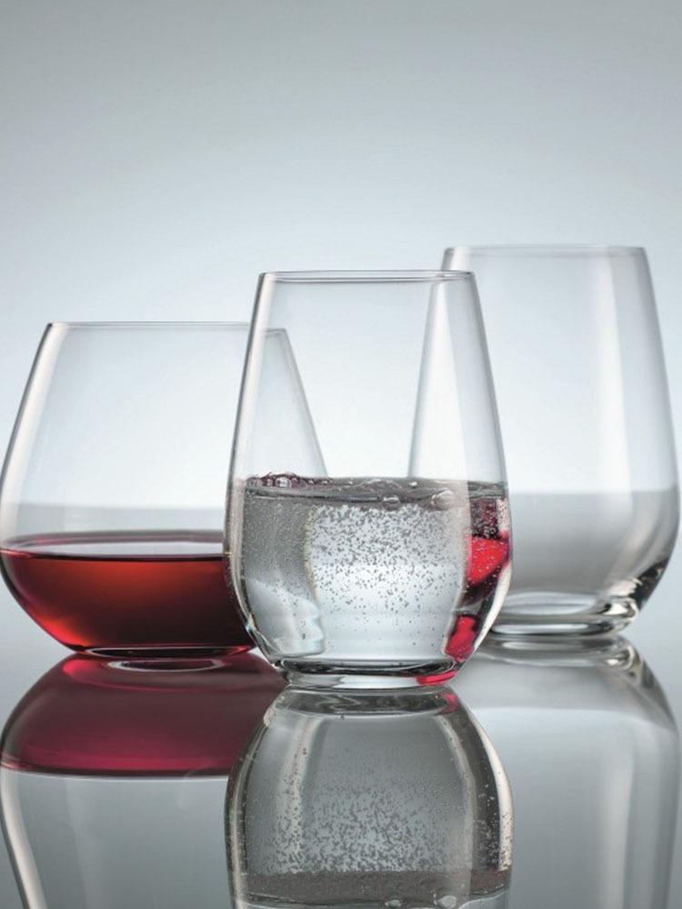 Stemless Wine Glass_Schott Zwiesel Vina water glass