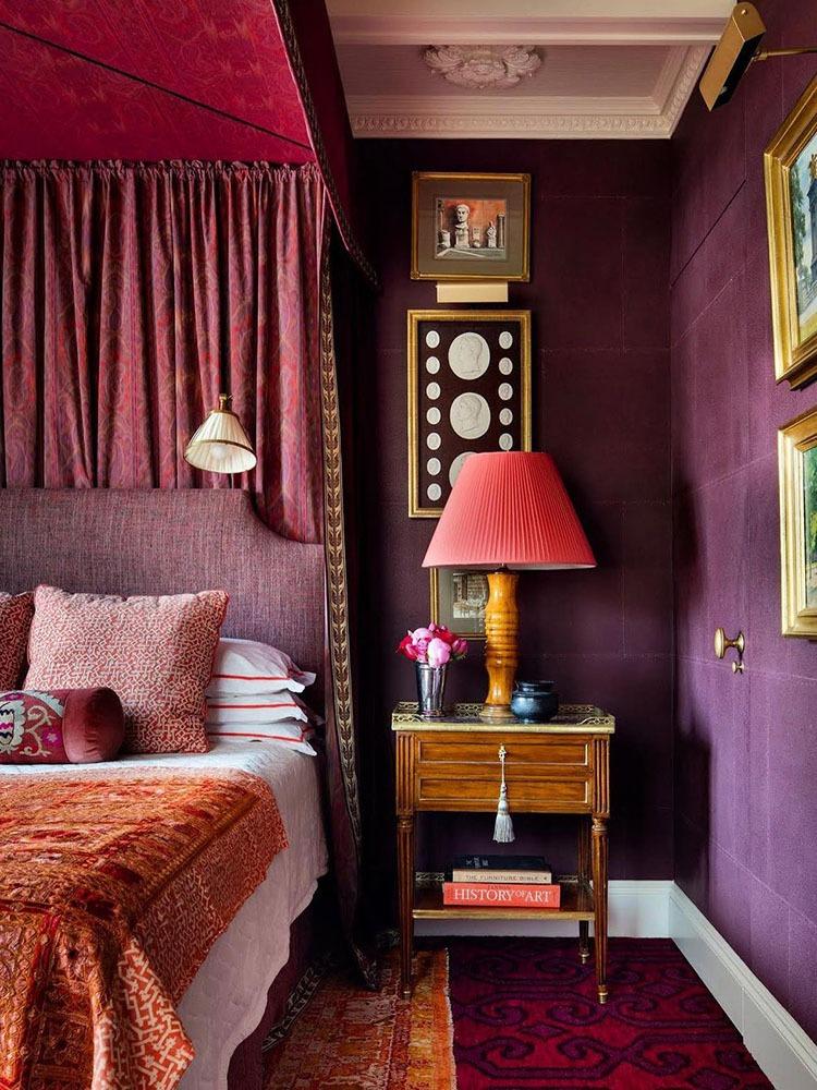 Boho Wall Decor_Color Wheel