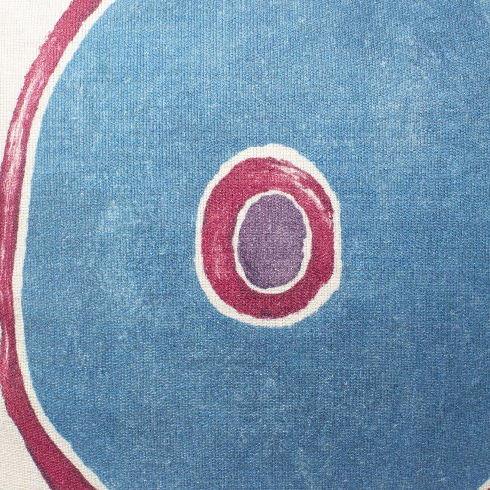 NEST PILLOW OBLADI BLUE