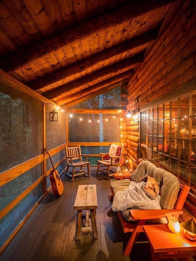 Sunroom Furniture_Rustic