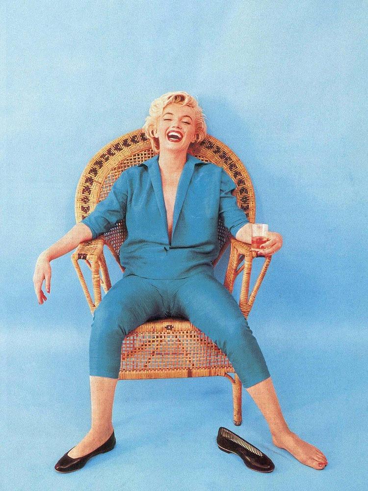 Peacock Chair_2 Marilyn Monroe Wicker Chair