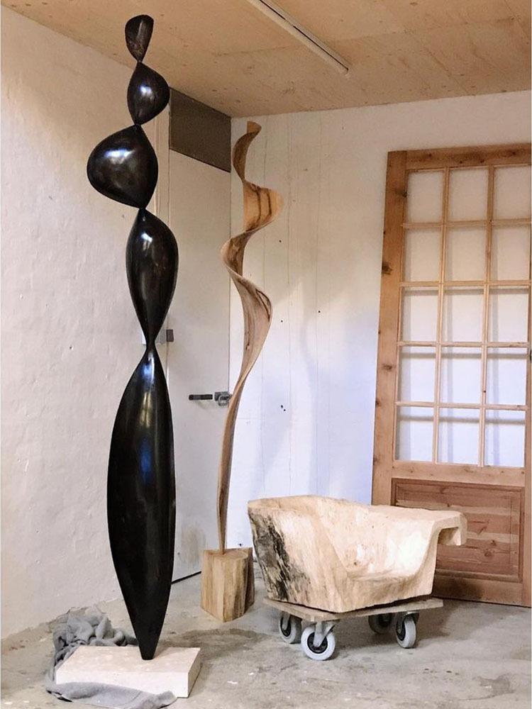 Wood Sculptor Artisans_1 Nicholas Shurey_1