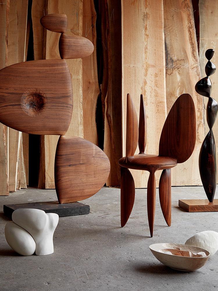 Wood Sculptor Artisans_2 Nicholas Shurey_2