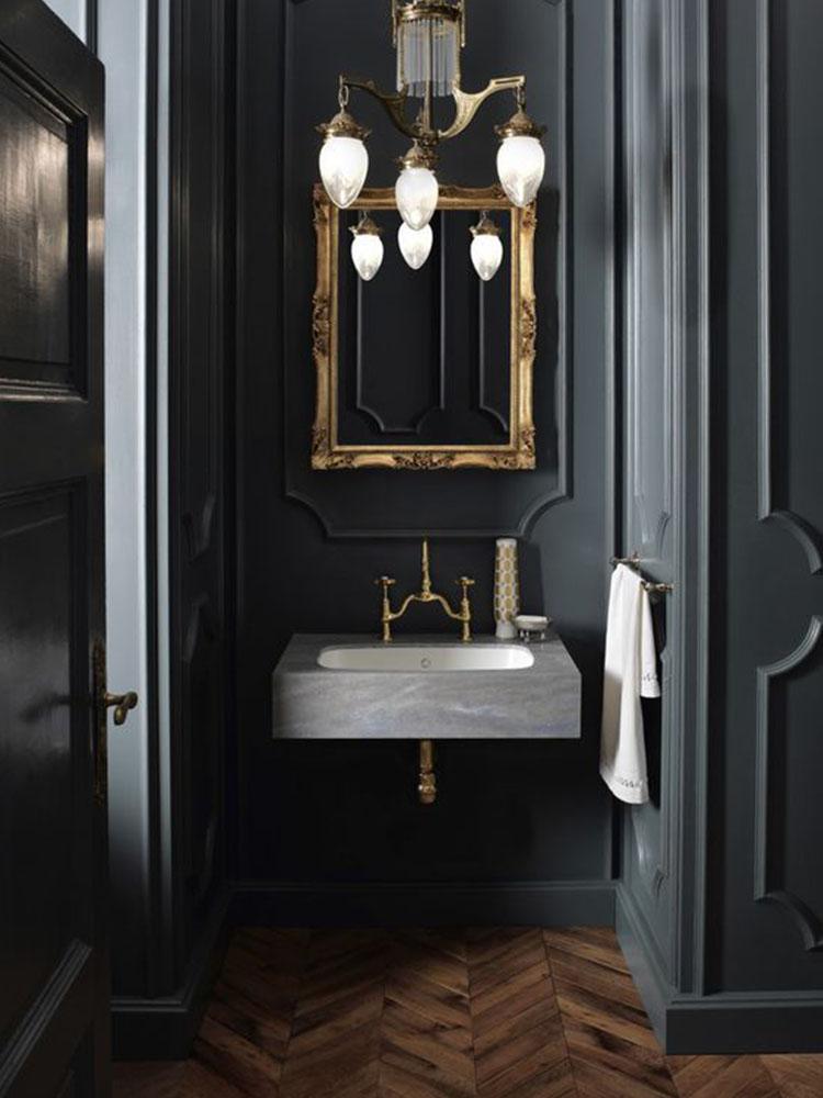 Bathroom Walls_2 Interior Paint