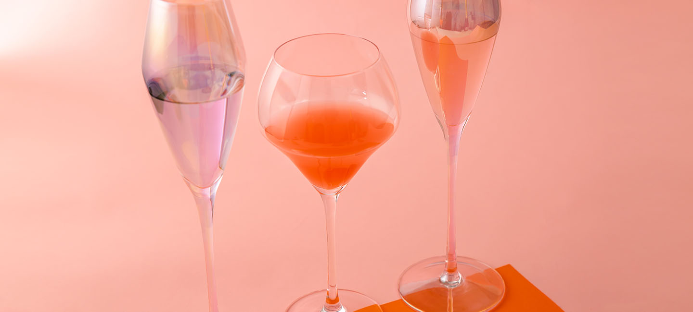 Champagne Stemware_Banner