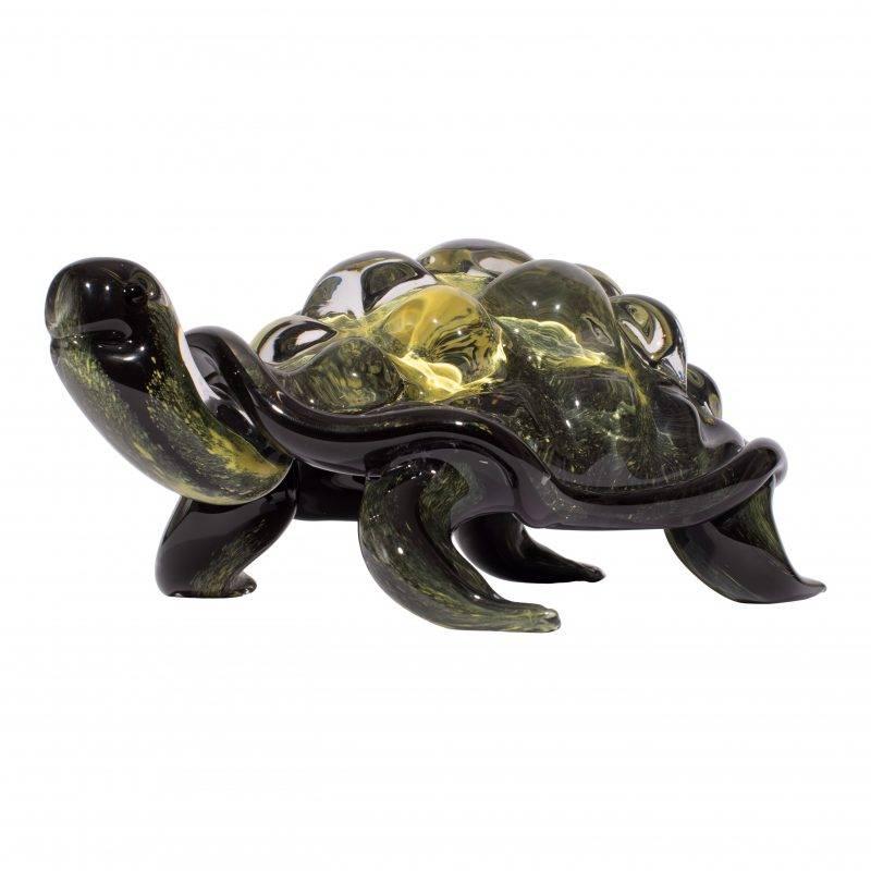 Tartaruga Grande Verde Sculpture